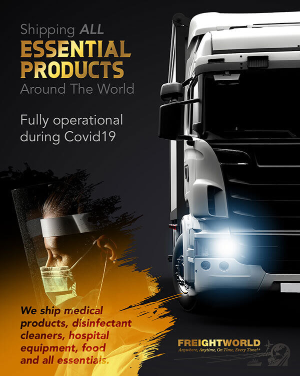 Essential Products Transport